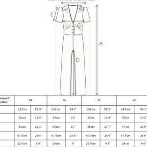 Rouje Pants & Jumpsuits - Rouje Lolo Jumpsuit Size38